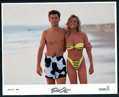 C THOMAS HOWELL SEXY COURTNEY THORNE SMITH BUSTY Side Out '90