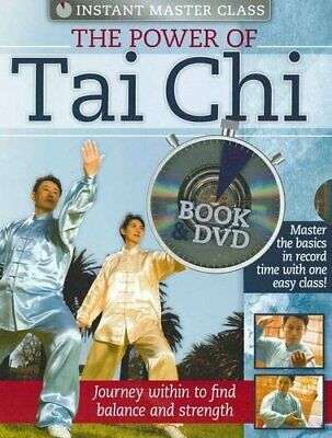 Instant Master Class The Power of Tai Chi book and DVD (PAL) Book The Fast Free