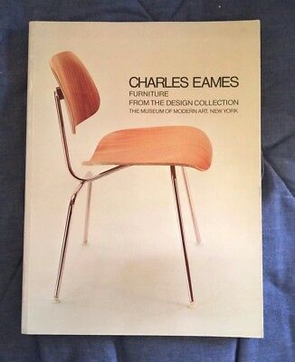 Charles Eames - Furniture from the Design Collection - exhibit catalog - 1978