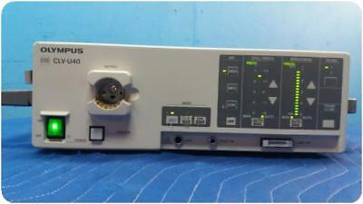 Olympus Evis Clv-U40 Universal Light Source @ (147217)