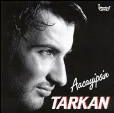 Tarkan - Aacayipsin - Tarkan CD 72VG The Cheap Fast Free Post The Cheap Fast