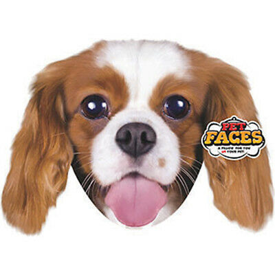 Pet Face Pillows-King Charles