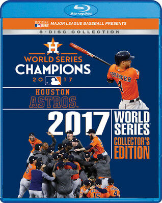 2017 World Series Collector's Edition [New Blu-ray] Boxed Set, Collector's Ed,
