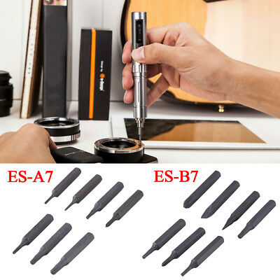 ES120 Control Electric Motion Screw Screwdriver for Home Repair DIY Set Tool