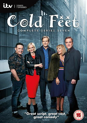 Cold Feet - Series 7 [New DVD]