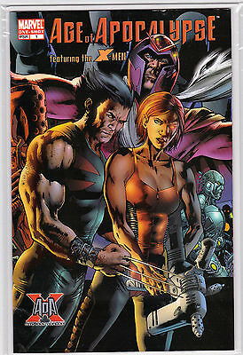 Age Of Apocalypse Featuring The X-Men #1 One-Shot