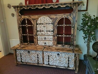 Totally Unique French Pine Dresser