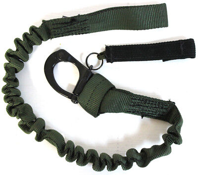 NEW- Ronstan Tactical Personal Retention Lanyard, ASW OD Green Genuine US Mil !!