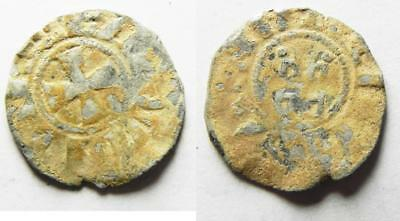 ZURQIEH -aa9529- Crusaders, Latin Kingdom of Jerusalem. Baldwin III (1143-1163).