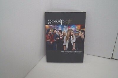 Gossip Girl The Complete First Season (DVD, 2008, 5-Disc Set)