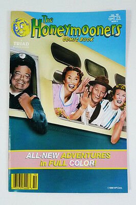 The Honeymooners #10 (May 1989, Triad Publications)