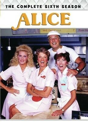 Alice: The Complete Sixth Season [New DVD] Manufactured On Demand, 3 Pack