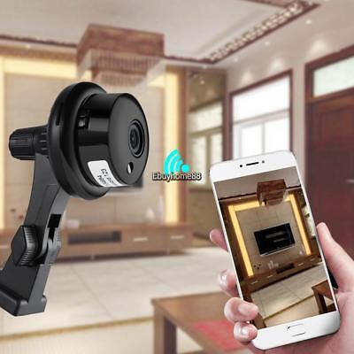 Outdoor 720P Wireless WIFI IP Camera SD Slot Network Night Vision CCTV Security#