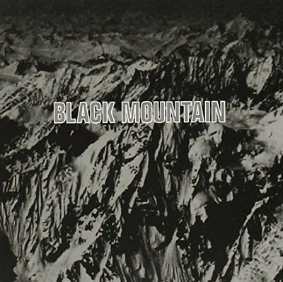 Black Mountain - Black Mountain - Black Mountain CD TYVG The Fast Free Shipping