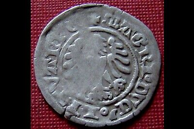 Rare Silver Late Medieval Hammered Coin - Superb Coin