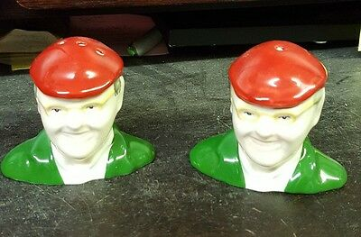 Lorna Bailey FRED DIBNAH CRUET Limited Edition 1/2 excellent condition FREE P&P