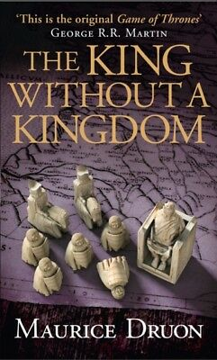 The King Without a Kingdom (The Accursed Kings, Book 7) (Accursed...