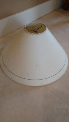 Longaberger RARE Wrought Iron Lamp Shade only GREAT condition FREE SHIPPING!