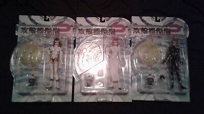 MANMACHINE INTERFACE Ghost in the Shell figure set of 3 by Alpha Toycom- MIP