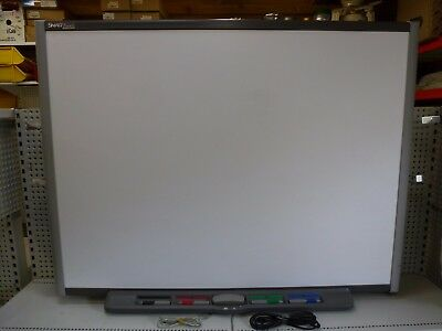"""64"""" Interactive Smart Board SB660 with Cables and Whiteboard Software"""