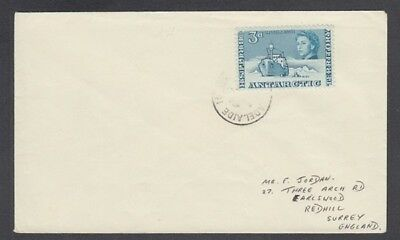 British Antarctic Territory Bat 1964 Cover To England (Id:556/d49455)