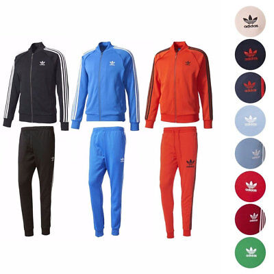 Adidas Originals Various Superstar Track Jacket Cuffed Pants Collection Men's