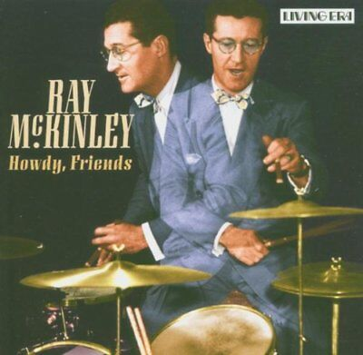 Ray Mckinley - Howdy Friends - Ray Mckinley CD 72VG The Cheap Fast Free Post The