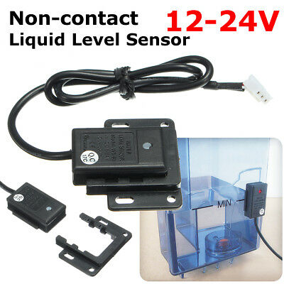 1 PC Non-contact Pipe Tube Liquid Water Level Detection Sensor Switch DC 12-24V