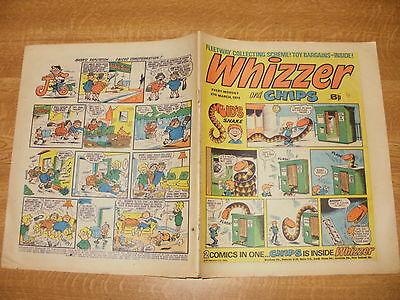March 27th 1976, WHIZZER & CHIPS, Gary Murfin, Jeremy Chipchase, Cheah Poh Gaik.