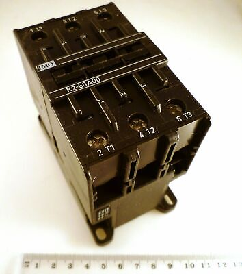 IMO K2-60A00 400 Contactor 30kW 3 Contacts 400v MBF017c