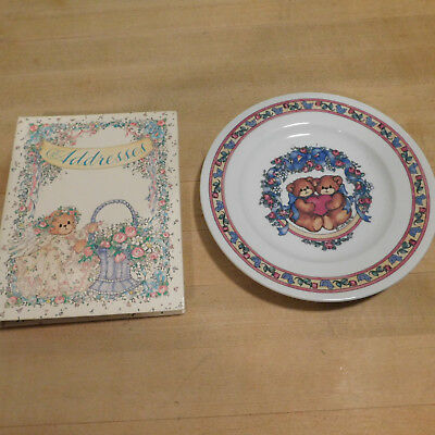 LUCY & ME LUCY RIGG TEDDY BEARS Plate & Address Book