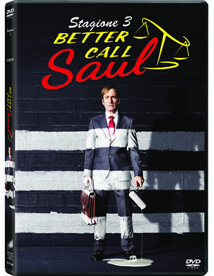 Better Call Saul: Stagione 3 Serie Tv - Dvd