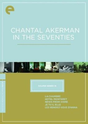 Chantal Akerman in the Seventies (Criterion Collection) [New DVD]