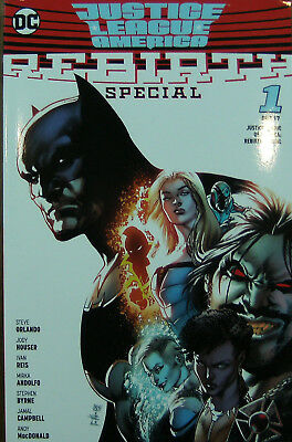 Justice League of America - Rebirth Special Band 1