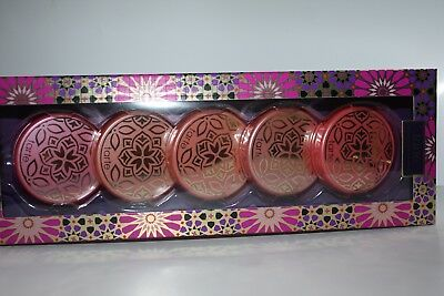 Tarte Cheek Charmers Limited Ed Deluxe Blush Set Amazonian Clay 12 Hour Sold Out