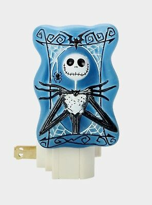 Disney Official The Nightmare Before Christmas Jack Skellington Night Light Lite