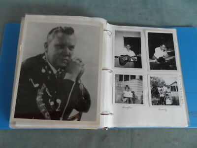 Michigan Country Artist Scrapbook - Candid/Promo/Fan Club Photo - Grand Ole Opry