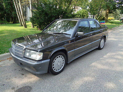 1986 Mercedes-Benz 190-Series  1986 Mercedes Benz 190E 2.3 16 Valve Cosworth  78,000 Miles  COLLECTOR ALERT !
