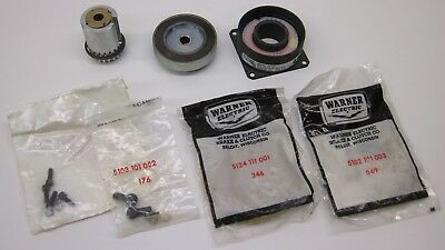 Warner Electric SF-250 Clutch, 90V, 8.4W max, 7500rpm max, 5103-451-007