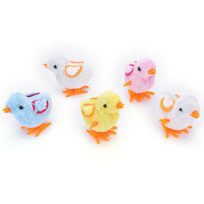 Fantastic Clockwork Chicken High Kids Toddler Wind-up Chicken Walking Toys ATAU