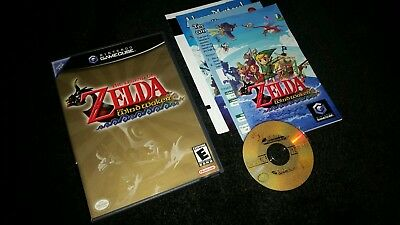 Legend of Zelda: The Wind Waker *CIB* (Nintendo GameCube, 2003) Wii