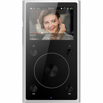 Fiio X1-II (2ND GENERATION) Portable High Resolution Music Audio Player (Silver)