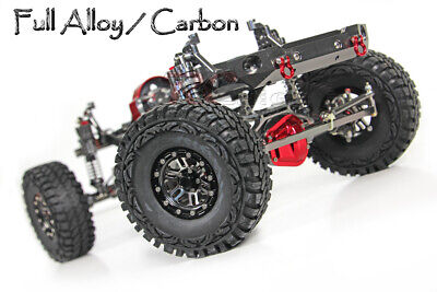 New 1:10 Scale Racingwing Full Aluminum Carbon Fibre Rock Crawler