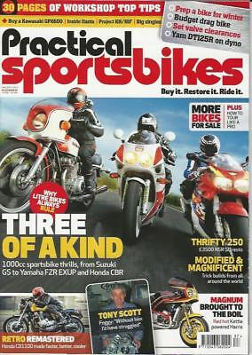 PRACTICAL SPORTSBIKES N.87 (NEW COPY)*Post included to UK/Europe/USA/Canada