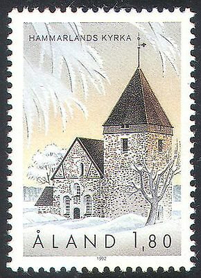 Aland 1992 St Catherine's Church/Buildings/Architecture/Religion 1v (n41608)