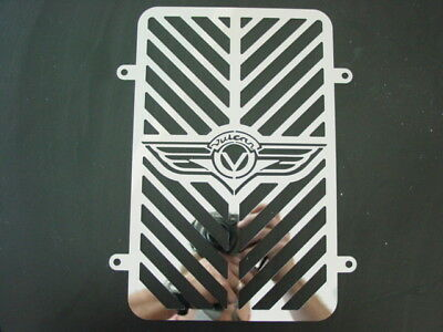New Kawasaki Vulcan Vn 900 Vn900 Custom Radiator Grille All Models Mirror Polish