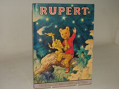 Rupert Bear Bronze Age Annual Vintage 1979 Very Scarce Us $4.50 Dollar Price