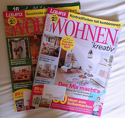 zeitschriften set laura 3 st ck picclick de. Black Bedroom Furniture Sets. Home Design Ideas