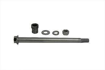 Chrome Front Axle Kit,for Harley Davidson motorcycles,by V-Twin