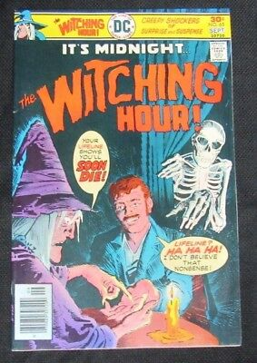 Witching Hour #65 (1976) Bronze Age DC Nice NM 9.2 CA874